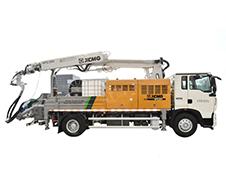 HPC30V混凝土喷浆车