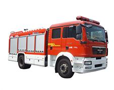 AP60泡沫消防车