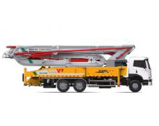 HB52K混凝土泵车