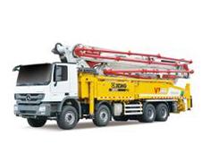 HB58K混凝土泵车
