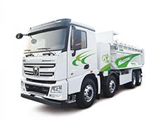 NXG5310ZLJW电动智能环保渣土车