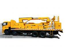XZJ5290JQJD4 20米折叠式桥梁检测车