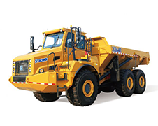 XDA40铰接式自卸车