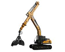 XEG2600伸缩臂挖掘机