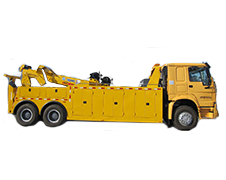 XZJ5252TQZZ4吊托组合型清障车