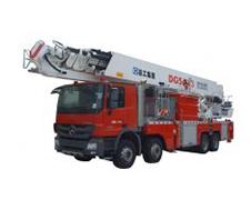 DG54C3登高平台消防车