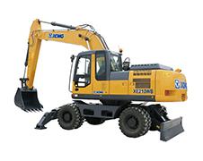 XE210WB轮式液压挖掘机
