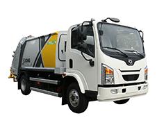 XZJ5081ZYSXBEV电动压缩垃圾车