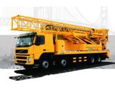 XZJ5320JQJF4 22米桁架式桥梁检测车