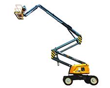 GTBZ18A1曲臂式高空作业平台