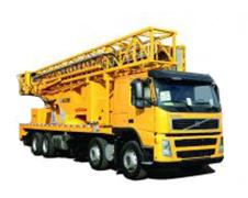 XZJ5311JQJ18桁架式桥梁检测车