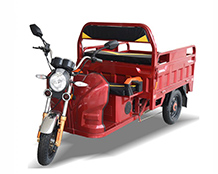Electric tricycle with E-mark certificate for cargo