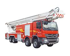 JP80举高喷射消防车