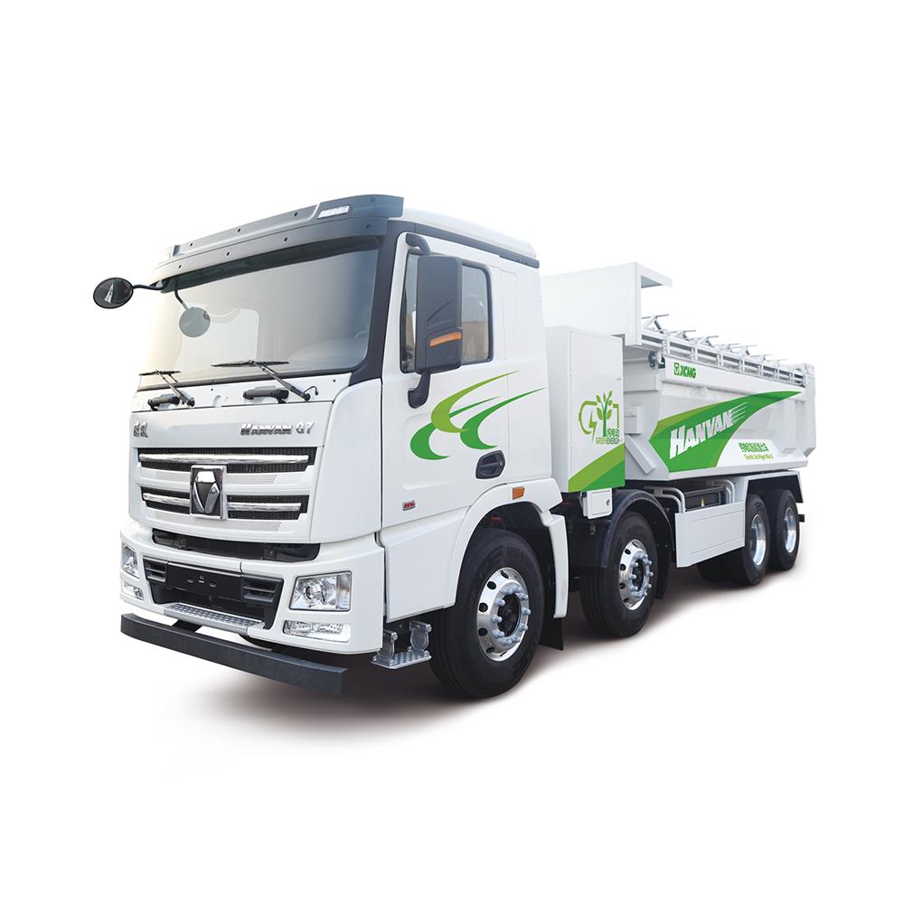 徐工集团NXG5310ZLJW5A纯电动智能环保渣土车