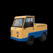 霸特尔防爆蓄电池牵引车