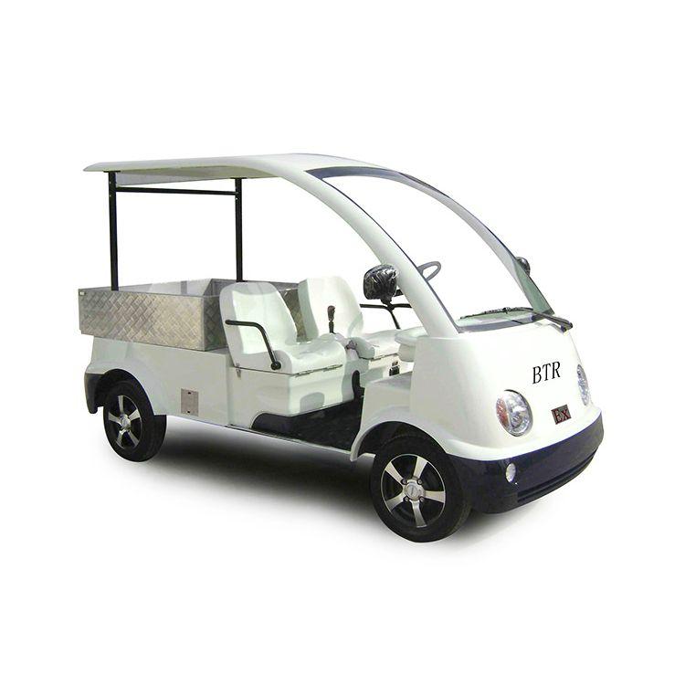 霸特尔防爆蓄电池观光工具车(8座)