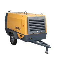 SDP系列柴油移动螺杆机