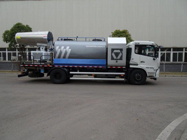 徐工集团-XZJ5180TDYD5-8吨多功能抑尘车