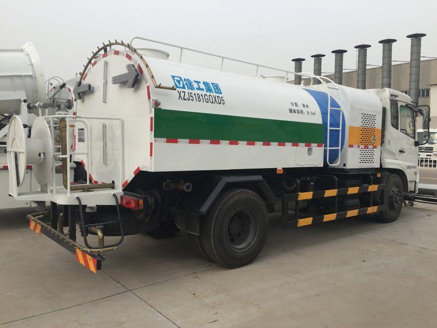 徐工集团-XZJ5181GQXD5-8吨高压清洗车