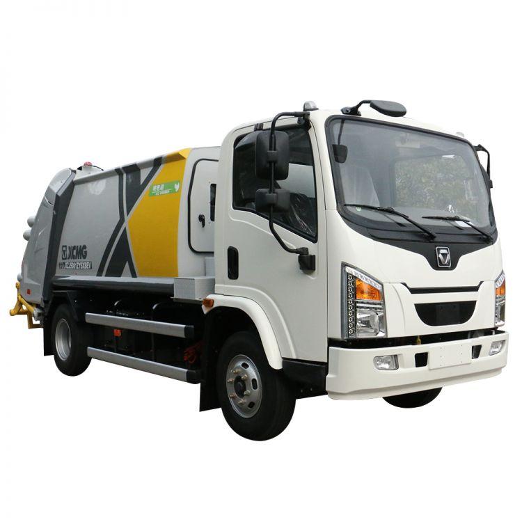 徐工集团XZJ5081ZYSXBEV纯电动压缩式垃圾车