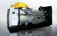 600KW SR系列陆用发电机组 D600MG