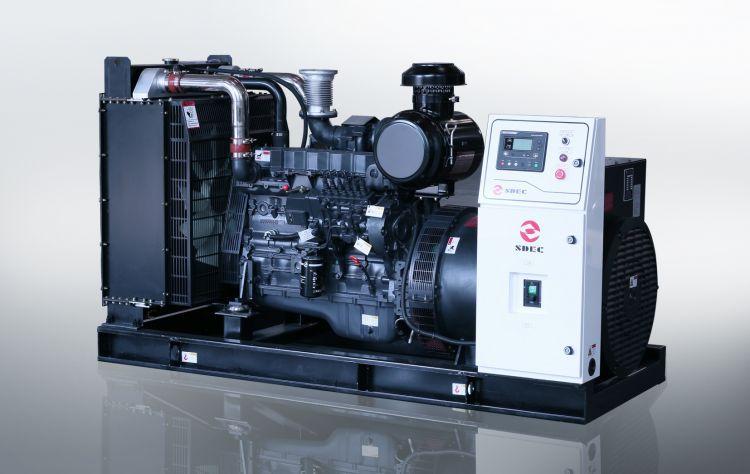 400KW SC系列 陆用发电机组 D400S4KE