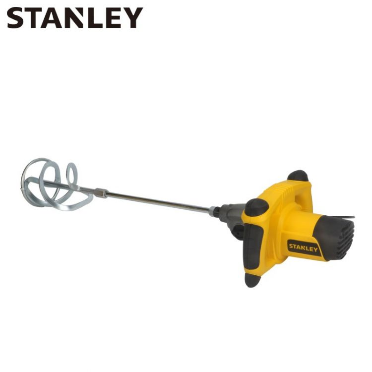 STANLEY/史丹利1400W搅拌钻油漆石灰混凝土搅灰器电动搅拌机搅拌器SDR1400