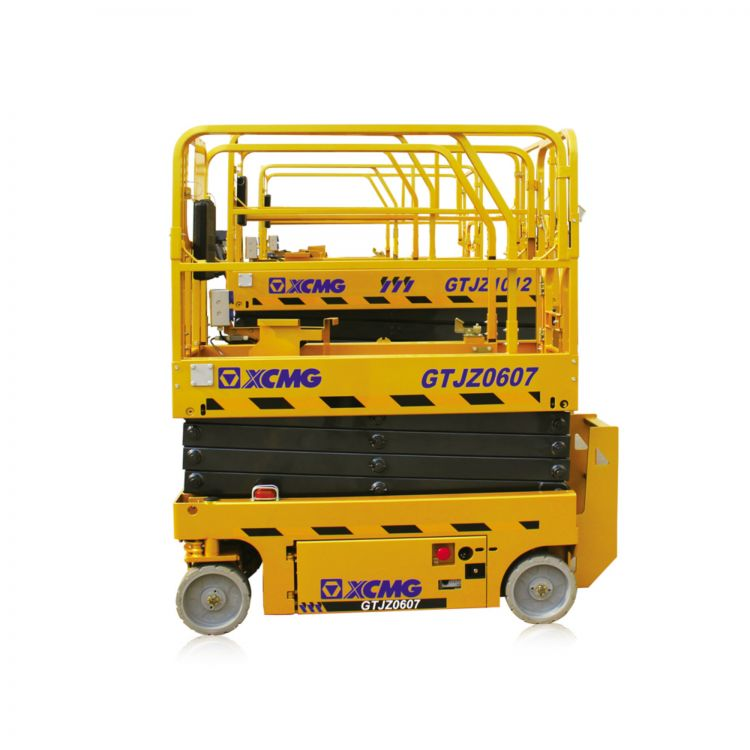 XCMG Official 6m Scissor Lift GTJZ0607 for sale