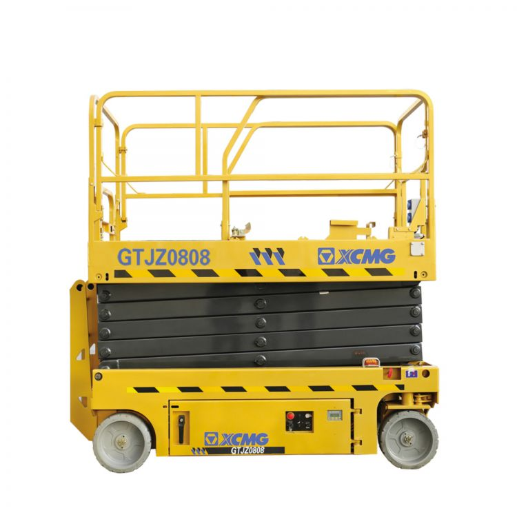 XCMG Official Manufacturer 8m Scissor Lift GTJZ0808