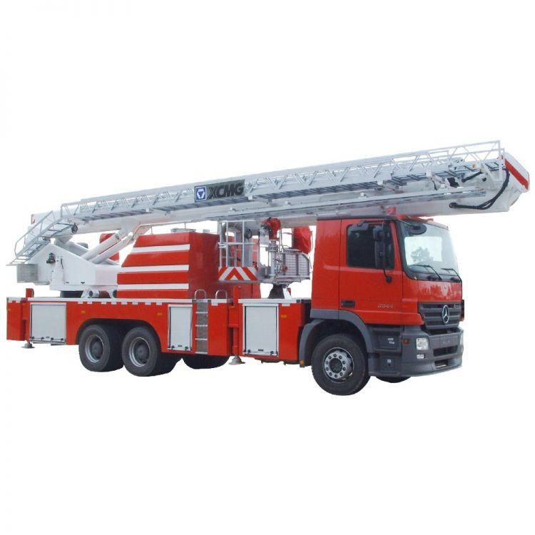 XCMG Official  34m Elevating Aerial Work Platform Fire Truck DG34C for sale