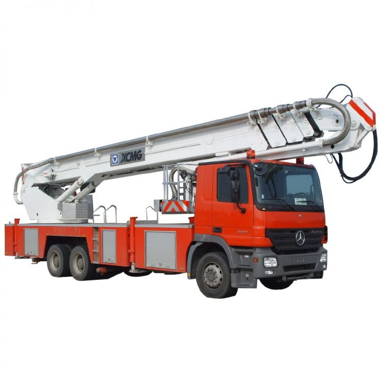 XCMG Official 53m Elevating Aerial Work Platform Fire Truck DG53C for sale