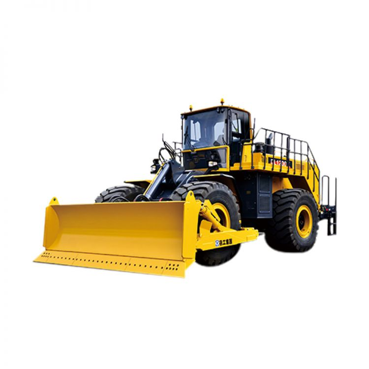 XCMG official manufacturer DL560 Wheel Bulldozer for sale