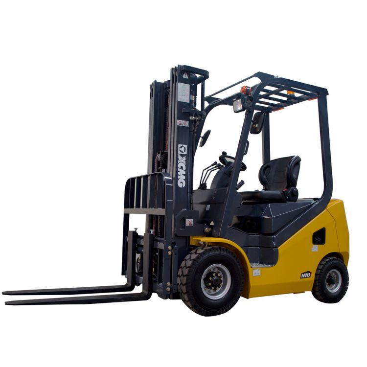 XCMG 1.8T Diesel Forklift FD18T Diesel Engine with Clamps for sale