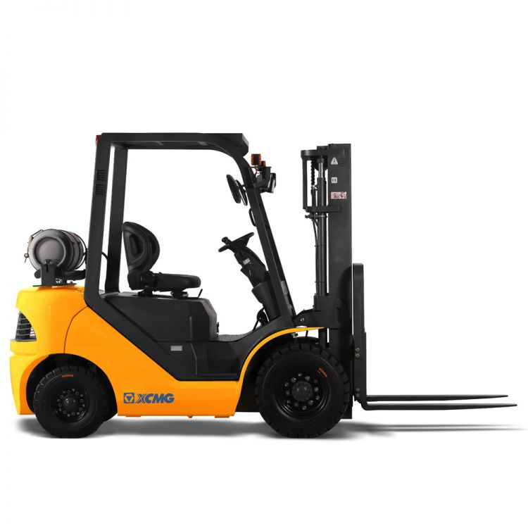 XCMG 2.5T Gasoline and LPG Forklift FGL25T NISSAN Engine with side shifter