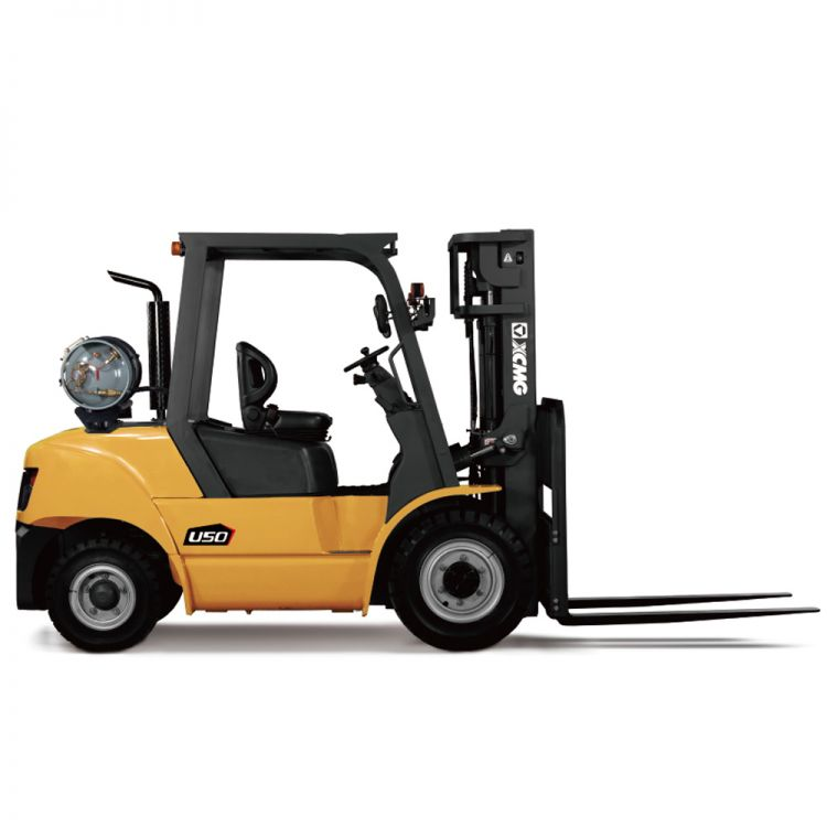 XCMG 4T Gasoline and LPG Forklift FGL40T GM Engine
