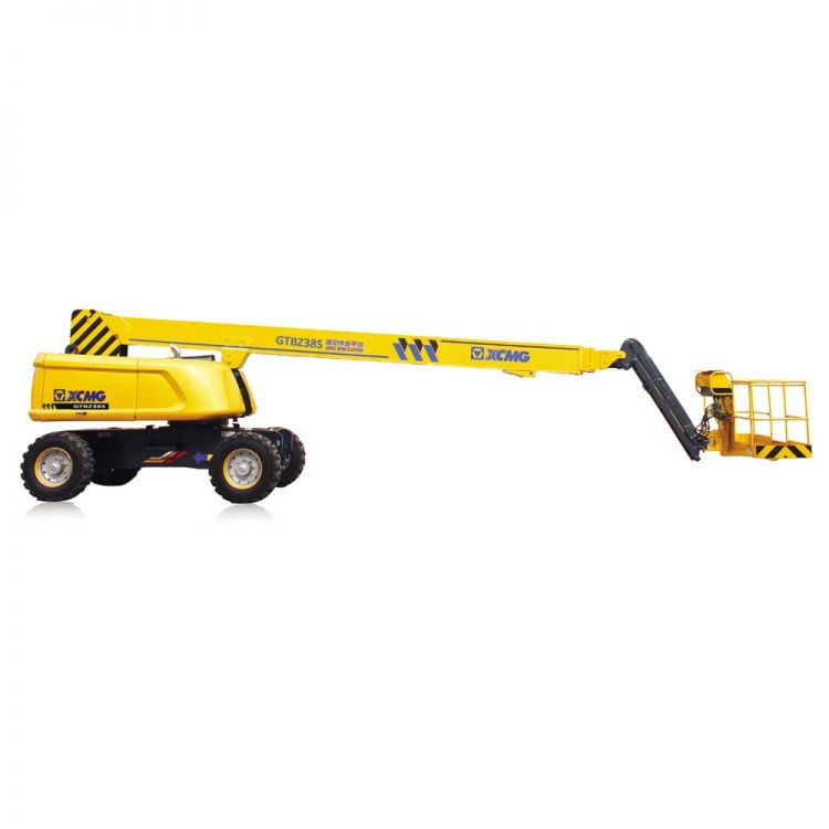 XCMG Official 38m Telescopic Aerial Work Platform GTBZ38S