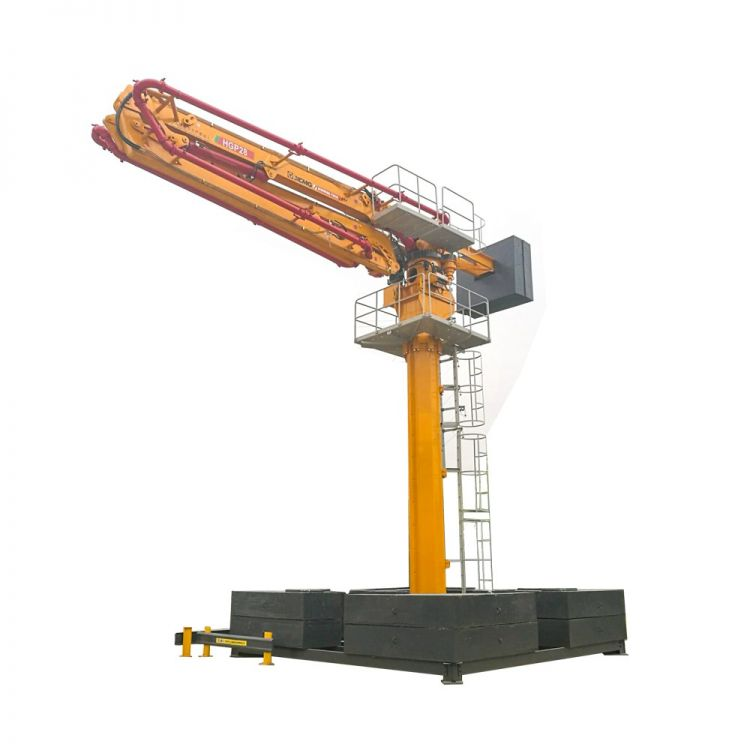 XCMG Official HGP32 Concrete Placing Boom for sale