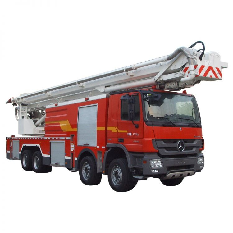 XCMG Official 72m Water Tower Fire Truck JP80 for sale
