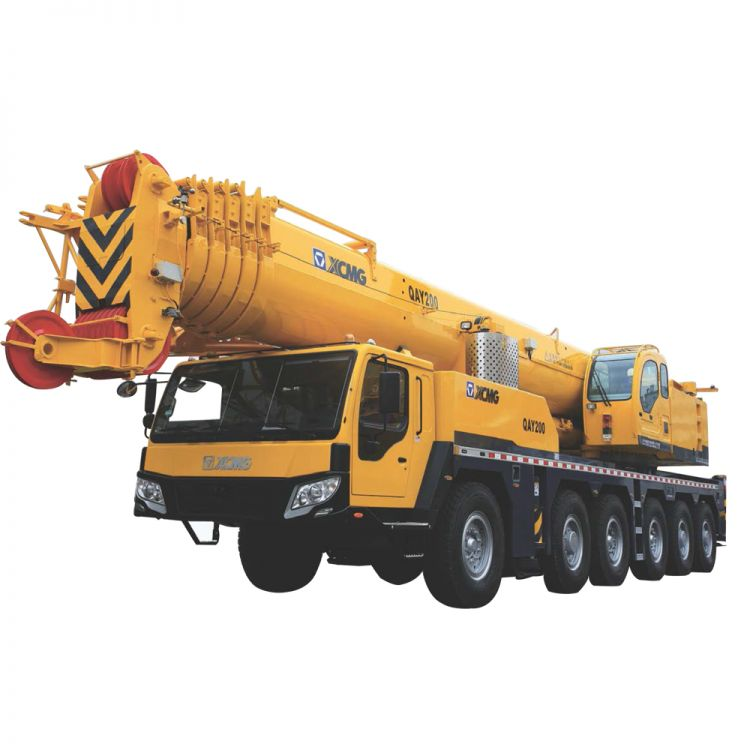 XCMG Official QAY200 All Terrain Crane for sale