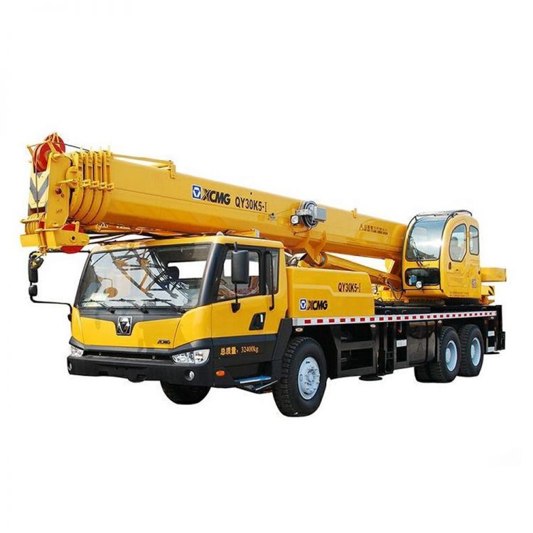 XCMG Official QY30K5-I Truck Crane for sale