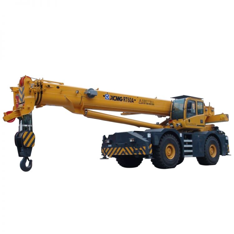 XCMG Official RT60A Rough Terrain Crane for sale