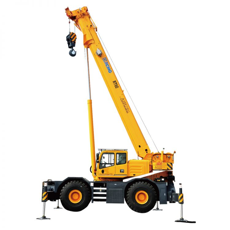 XCMG Official RT60 Rough Terrain Crane for sale