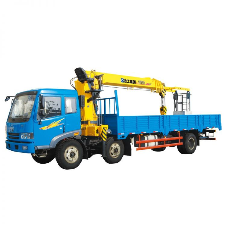 XCMG Official Telescoping Boom Crane SQ8SK3Q for sale