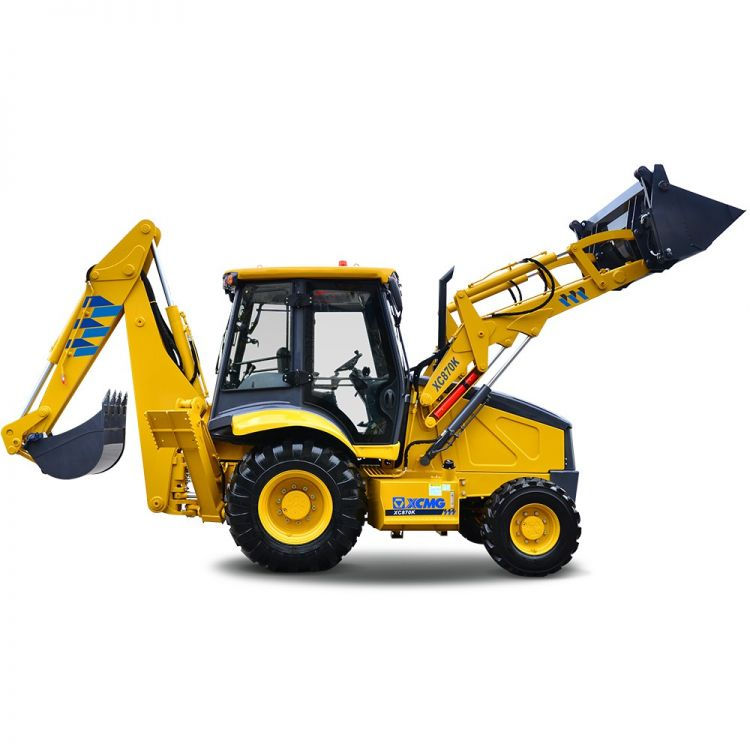 XCMG Official XC870K Backhoe Loader for sale