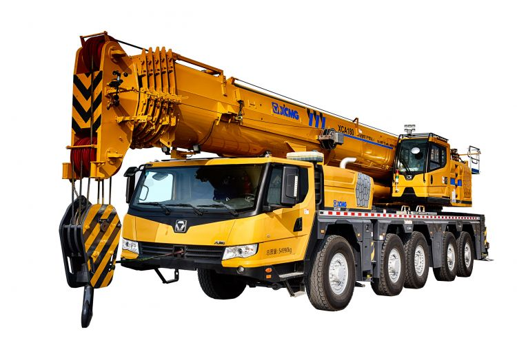 XCMG Official XCA180All Terrain Crane for sale