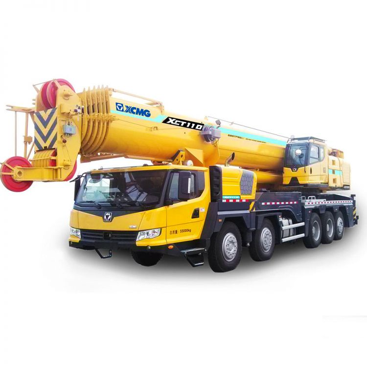 XCMG Official  XCT110 Truck Crane for sale