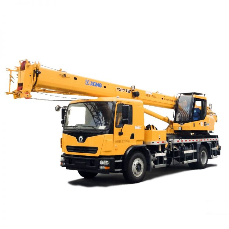 XCMG Official XCT12L3 Truck Crane for sale