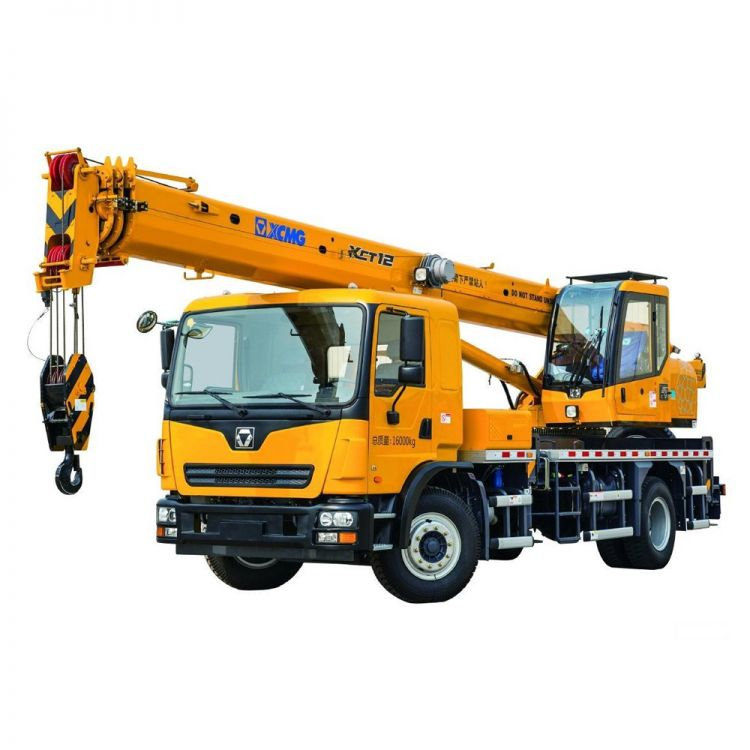 XCMG Official XCT12L4 Truck Crane for sale