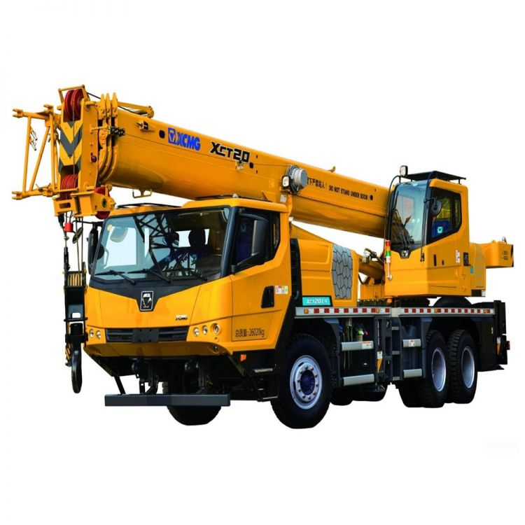 XCMG Official XCT20L4 Truck Crane for sale
