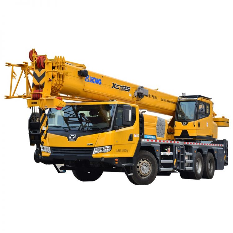 XCMG Official XCT25L5 Truck Crane for sale